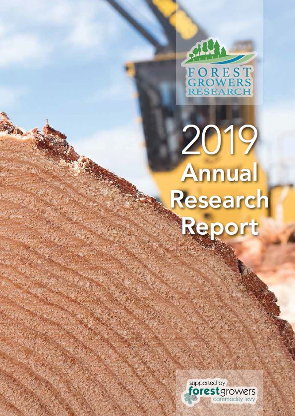 2019 Annual Science Report